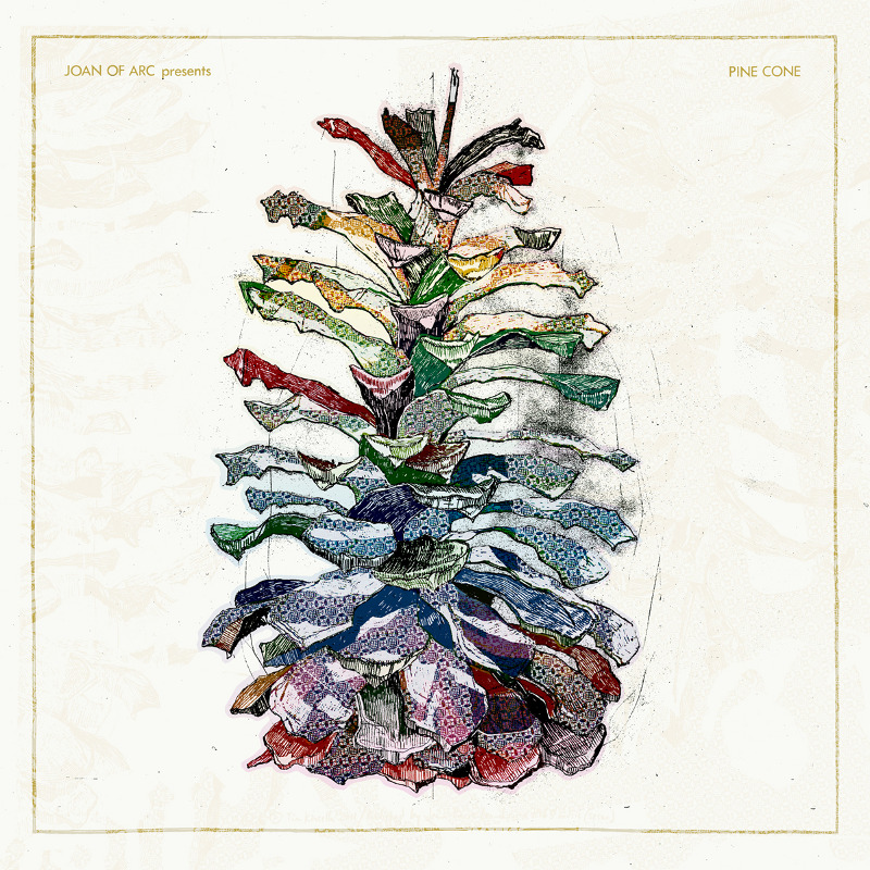 Joan Of Arc Presents Quot Pine Cone Quot By Tim Kinsella Lp