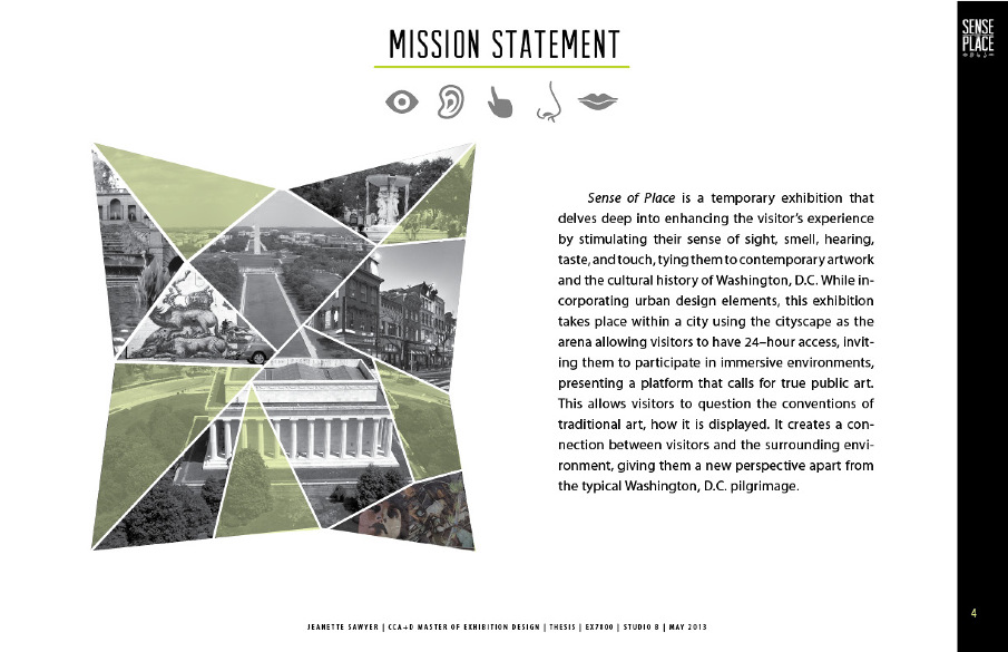 sense of place architecture thesis A sense of place masterplan: linking mission and place john r reeve, aia, president christner, inc douglas g kassabaum, aia christner, inc.