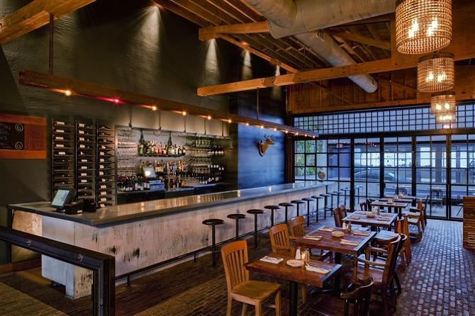 Bankers hill basile studio - Bar cuisine studio ...